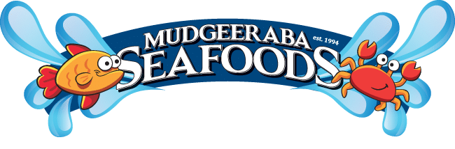 mudgeeraba seafoods on school street logo