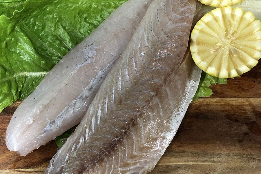 seafood menu barramundi