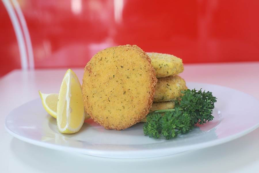 snacks menu fish cake