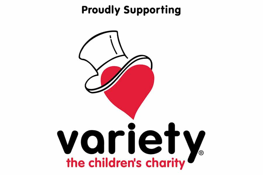charity & sponsorship - variety children's charity