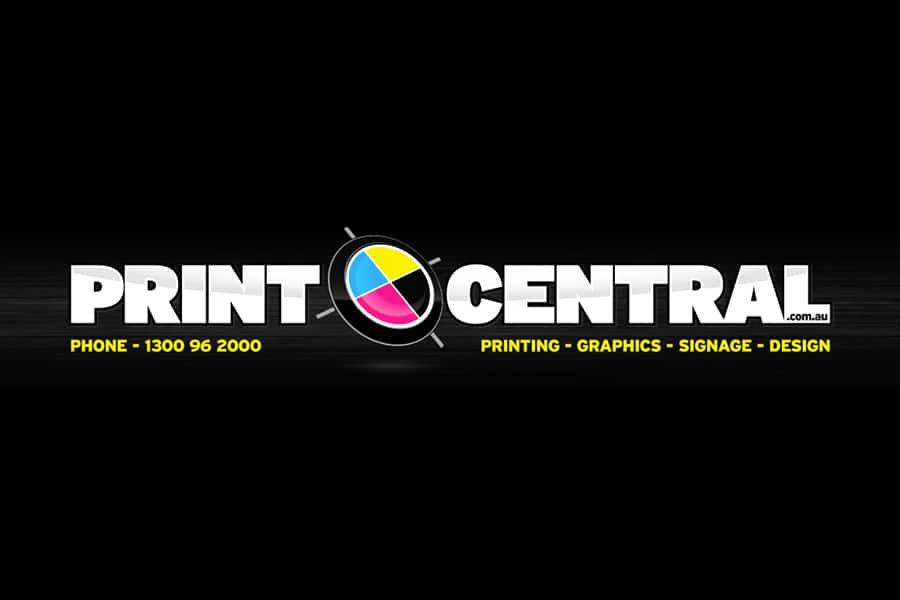 Print Central Logo