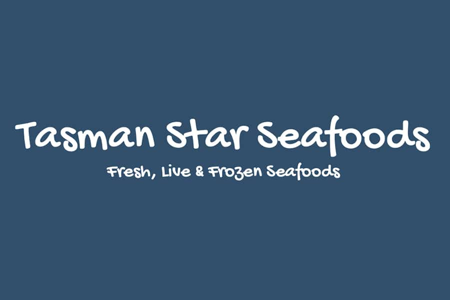 Tasman Star Seafoods Logo