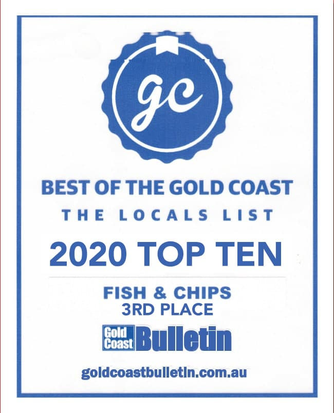 best fish and chips on the gold coast awards 2020