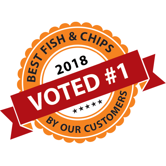 best fish and chips voted #1 2018