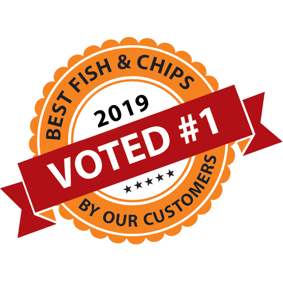 best fish and chips voted #1 2019